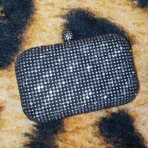 Handbags - Rhinstone Clutch